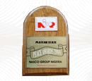Peace Award 2004 – Plateau State