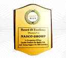 Award of Excellence – Manufacturers Association of Nigeria (MAN)