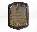 Lifetime Achievement Gold Award – Africa Week (2008)