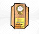 Award of Honour 2006 – Nigeria Association of Athletics Technical Officials (NAATO)
