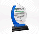 Appreciation Certificate 2014 – Tertiary Education Trust Fund (TETFUND)