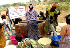 Community Water Wells – Minna, Niger