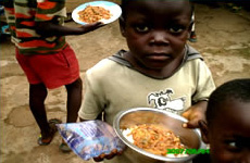 Annual Food Distribution – Jos, Plateau