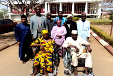 Wheelchair Donations – Jos, Plateau