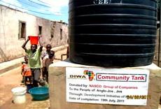 Community Water Tank – Jos, Plateau