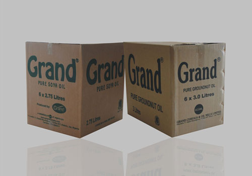 Grand Cereals Cartons