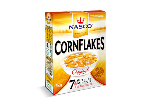 Cereal Brands — NASCO Group