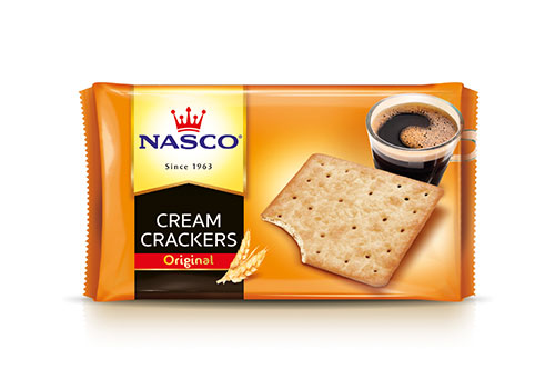Cream Crackers (Original)