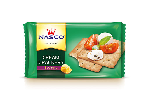 Cream Crackers (Savoury)