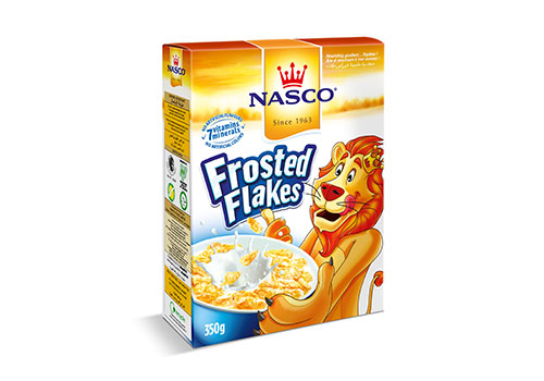 NASCO Frosted Flakes